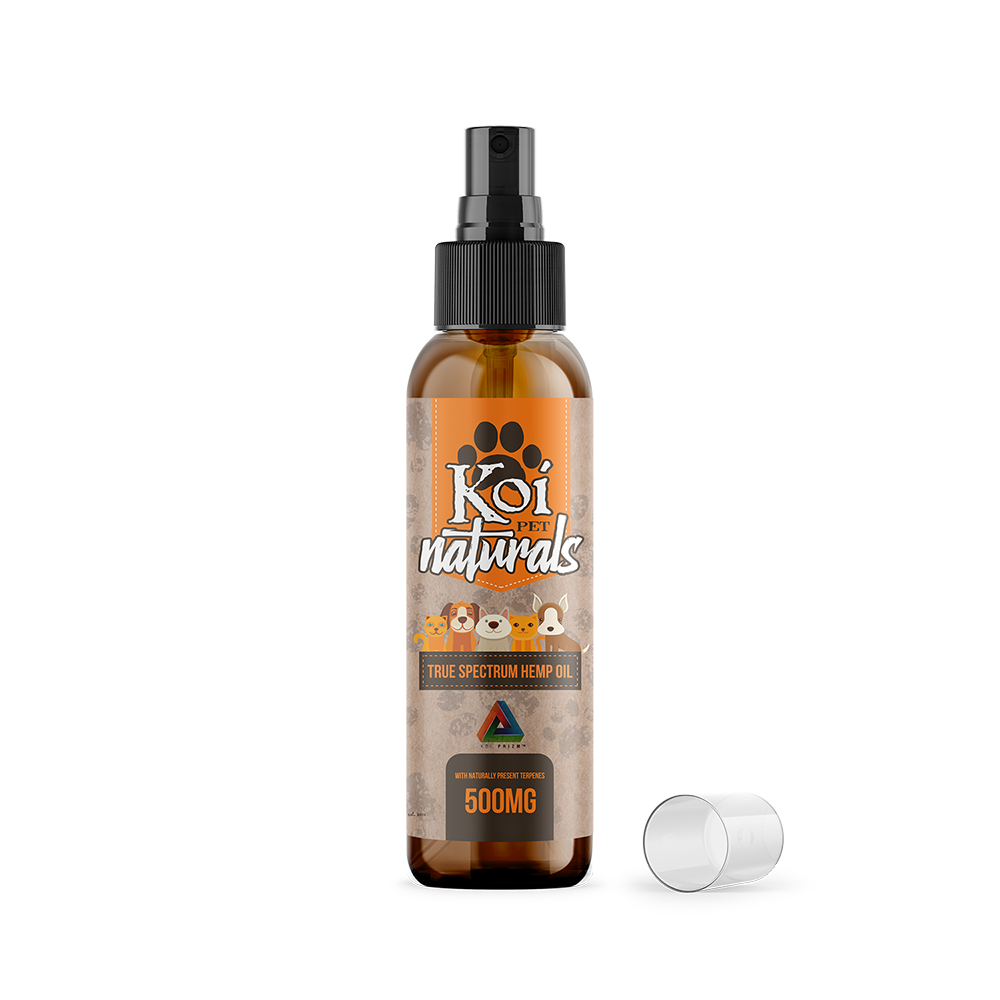 Koi Naturals CBD Spray for Pets