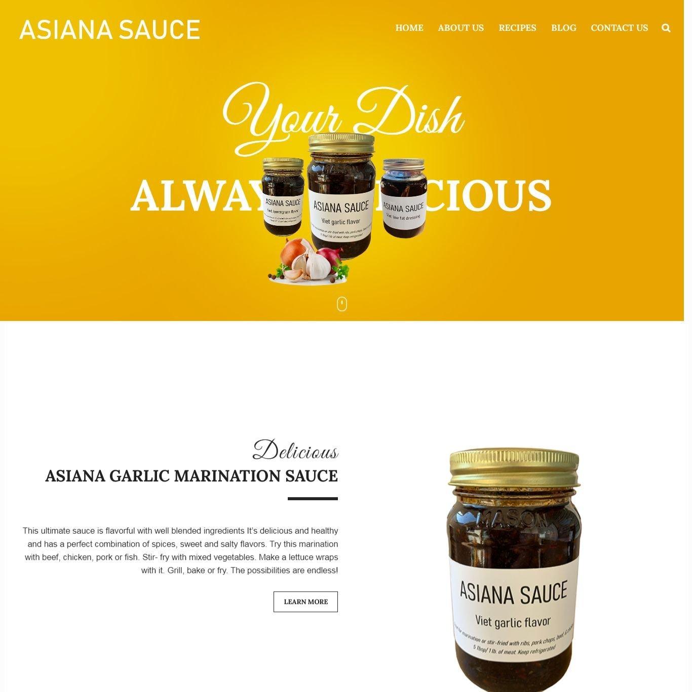 Asiana Sauce 1