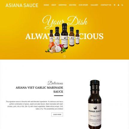 Asiana Sauce